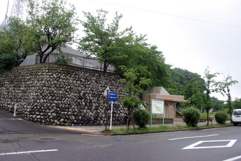 横山城/②城っぽい地形
