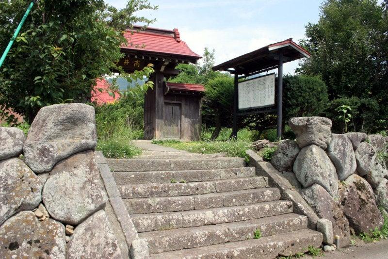 福島正則館/③お寺の入口