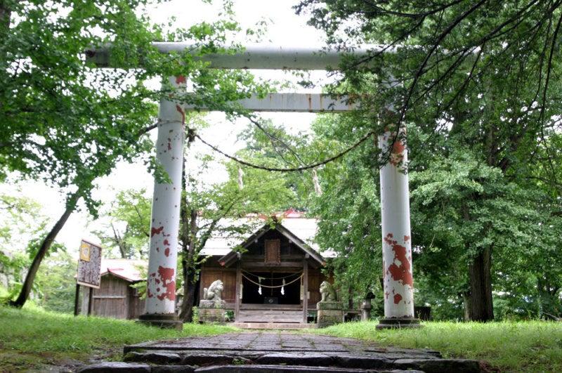 飯山城/②神社