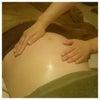 高齢出産を迎える妊婦さんの画像