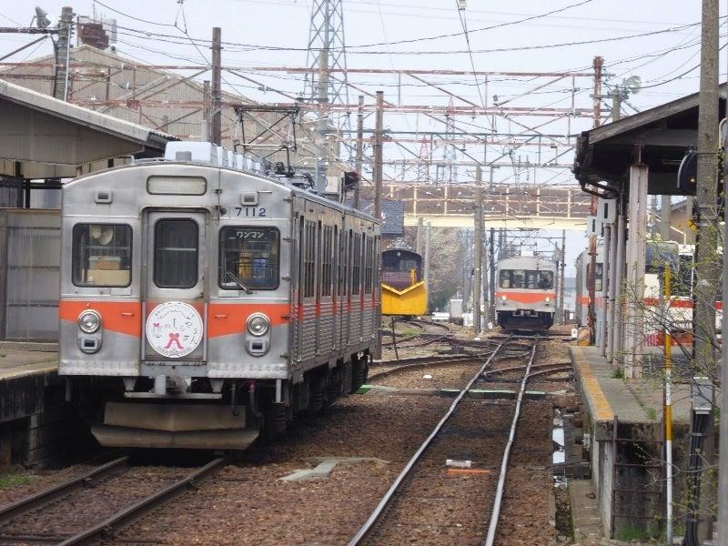 北陸鉄道7000系 | yamaya-1210さ...