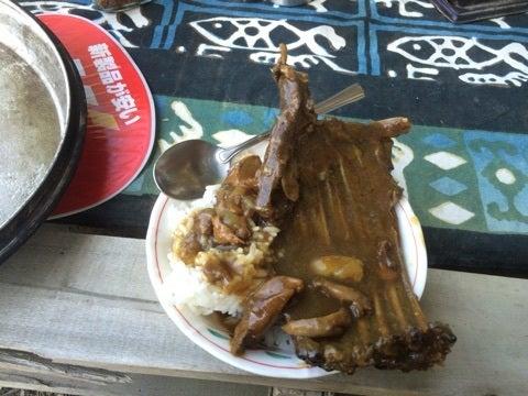 猪肉カレー