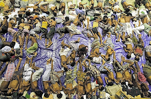 国連によると、ミャンマーなどから船で出国を図ろうとしたロヒンギャ族は、