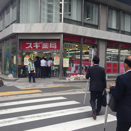 画像 大阪・難波から【千里眼 名駅前店】への道順♡ の記事より 7つ目