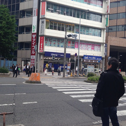 画像 大阪・難波から【千里眼 名駅前店】への道順♡ の記事より 9つ目