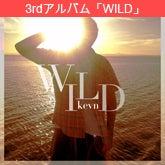 3rdアルバム「WILD」