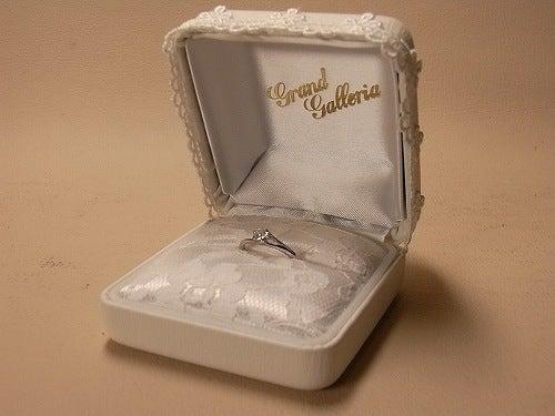 Grand Galleria,婚約指輪,帯広