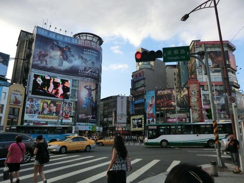 西門町,台北,台湾〈著作権フリー無料画像〉Free Stock Photos