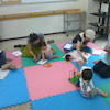 おやこひろば「色で子育てを楽しく!」講座行いました。の画像