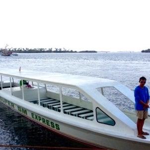 ネグロス島へはバンタヤン港から渡るの画像