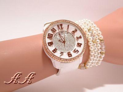 テンデンス腕時計スワロフスキー