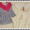 ZARAで娘の洋服を購入の画像