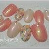 オーダーチップ~花柄&ピンクの画像