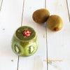 キウイと小松菜、いちごのグリーンスムージー。と仕事前にこなすハードなミッション…の画像