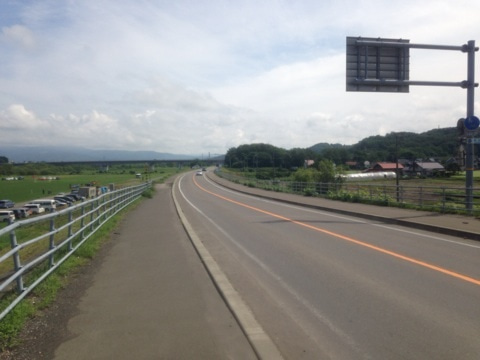 北海道道227号赤平滝川線 前編(...