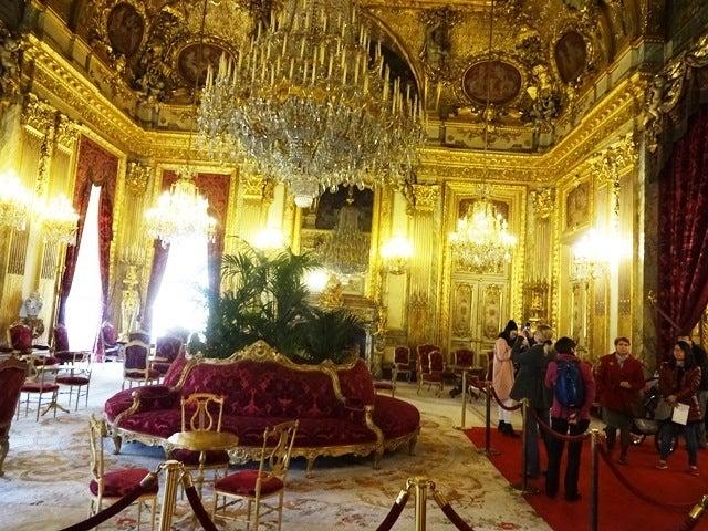 4/2④ルーヴル美術館 ナポレオンⅢ世の居室 | wasakoのブログ@寧波&日本