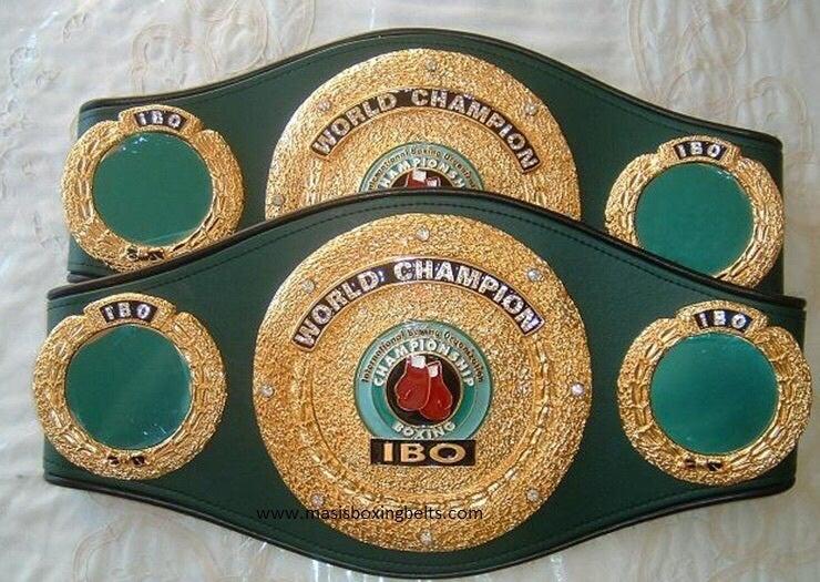 IBO(International Boxing Orga...