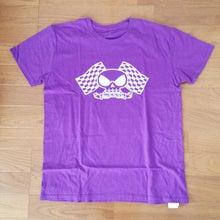 スカル01Tシャツ試着01