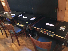 テーブル筺体3