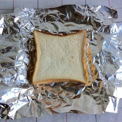 パンはアルミホイルに包んで、冷凍保存の記事に添付されている画像