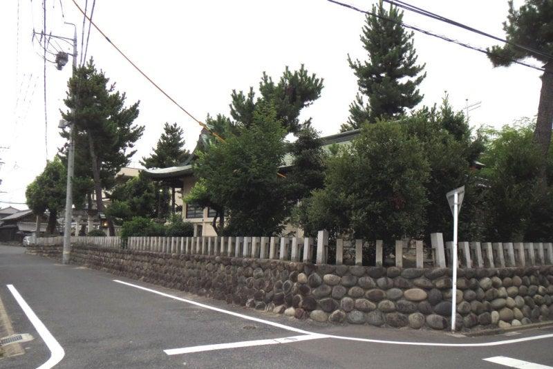 東起城/②神社の周り