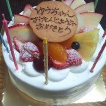 8歳おめでとう!