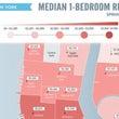 NYの平均家賃