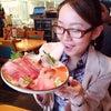 港で海鮮ランチ☆の画像
