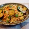 クックパッドニュースに紹介されました♡『夏野菜とマッサ☆ワンポットパスタ♪』の画像
