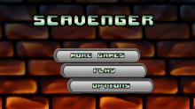 Scavenger Runner Title