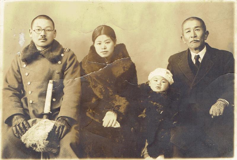 平川曾祖父編集