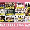 6/20KANSAI IDOL FILEチケット取り置きの画像