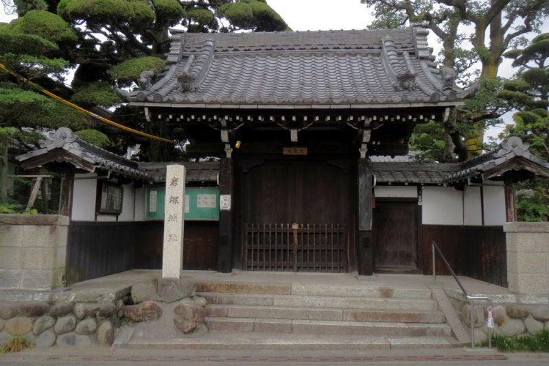 岩塚城/①遍慶寺
