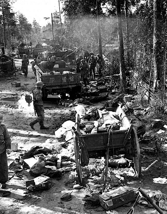 継続戦争 | 戦車兵のブログ
