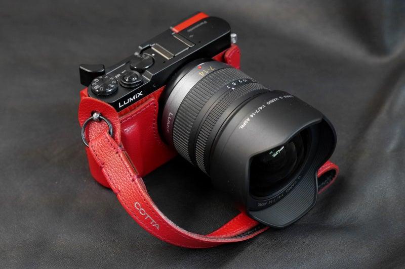 lumix 20mm f1 7 ファームウェア