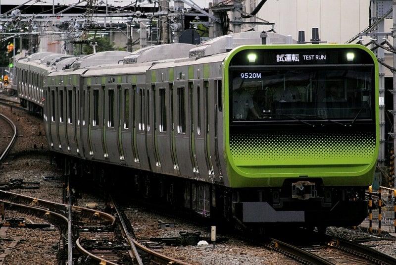橋本の人の撮影記。2015/06/02,04 E235系中央線試運転