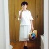 【着回し】天使のような?( ̄▽ ̄)♪真っ白コーデの画像