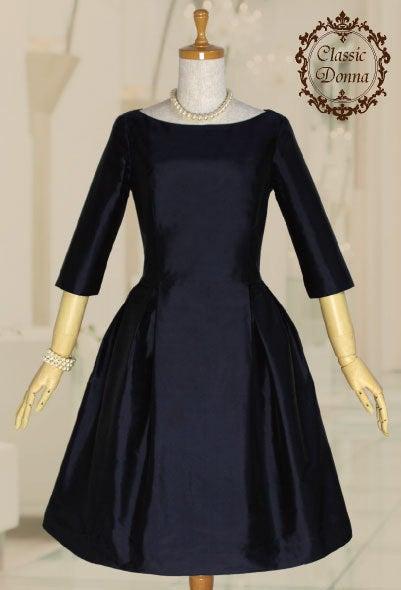 アフタヌーンドレス・ネイビー・11号