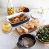 フィデウアとかシチューとかフルーツたっぷりな朝食などなど。の画像