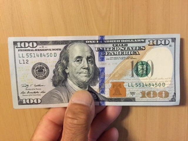 円 100 ドル 日本