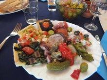 バルトラ家昼食