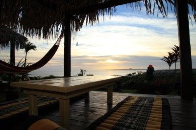 沖縄 北部 オーシャンビュー カフェ