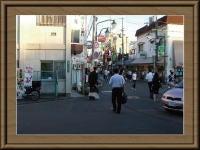 富田駅前商店街