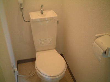 パフューム203トイレ