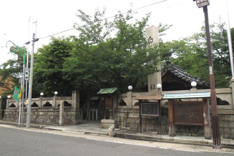 押切城/①白山神社