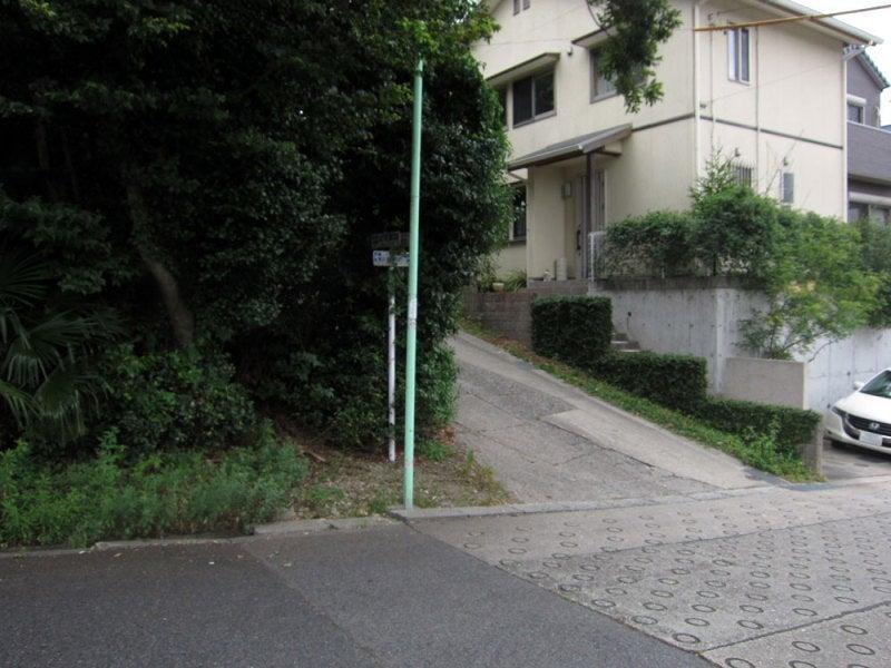 丸根砦/②入口