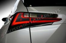 レクサス(LEXUS)NXカット済みカーボンシート