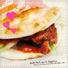 【First Kitchen】会員限定シークレット☆タンドリーチキンサンドの画像