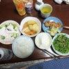 ∵ 遅い夕食の画像