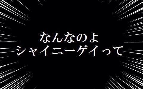 2015.流行のゲイ用語!シャイニ...